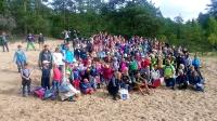 Vides izglītojošs pasākums skolēniem dabas parkā Piejūra_10