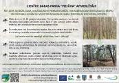 Turpinās mežaino kāpu atjaunošanas un kopšanas darbi Gaujā